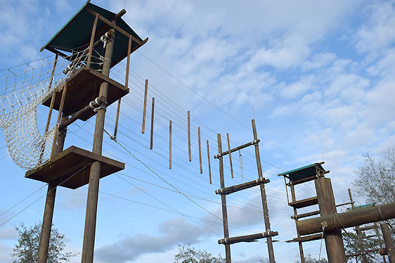 Professional Ropes Course